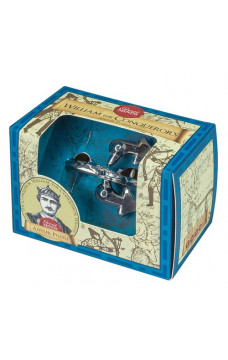 3D метален пъзел -  William the Conqueror's Antler
