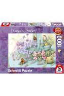 Пъзел Flower Basket - 1000