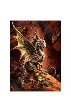 Пъзел Desert Dragon - 1000