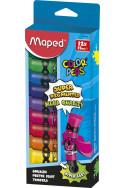Темперни бои Maped - 12 цвята