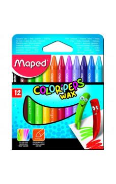 Пастели Maped Color Peps - 12 цвята