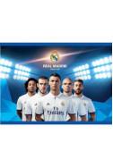 Блок за рисуване Real Madrid - 20 л.