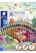 Цветни моливи Staedtler NC 187 - 36 цвята