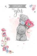 Картичка с цвете