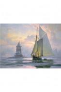 Плаващ кораб