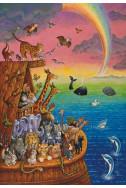 Ной и дъгата