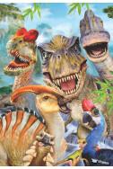Динозавърско селфи