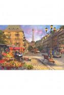 По улиците на Париж