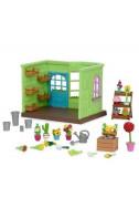 Li'l Woodzeez Комплект за игра - Магазин за приказни цветя