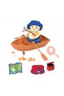 Li'l Woodzeez Комплект за игра - Плаване с лодка