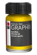 Туш  Aqua Ink 15 мл - 020 лимон