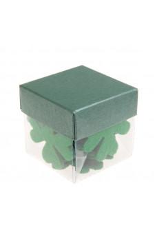 Форми от филц - детелина, кутия 14 бр.
