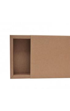 Кутия A4 с дъно и капак - плоска, 280 г, комплект 10 бр.
