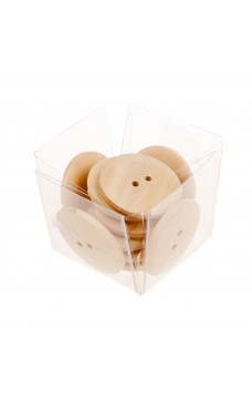 Копчета - натурални, 30 мм, комплект 10 бр.