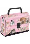 Куфарче с дръжка Cleo & Frank
