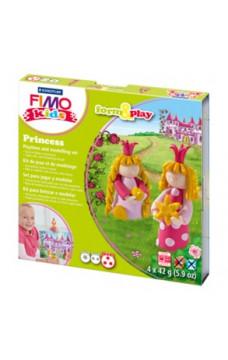 Полимерна глина Fimo Kids принцеса