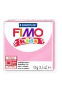 Полимерна глина Fimo Kids розова