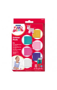 Полимерна глина Fimo Kids Material Pack
