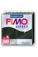 Полимерна глина Fimo Effect перленочерен