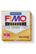 Полимерна глина Fimo Effect златен с блясък