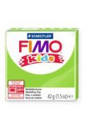 Полимерна глина Fimo Kids св.зелена