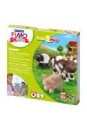 Полимерна глина Fimo Kids ферма