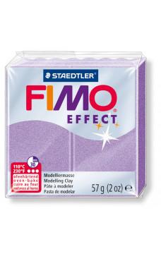 Полимерна глина Fimo Effect перленолилав