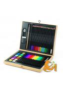 Комплект за рисуване Color box