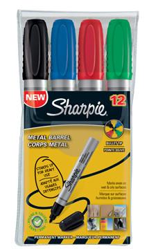 Комплект Sharpie - 4 броя маркери