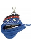 Ключодържател Zipit Monster - син
