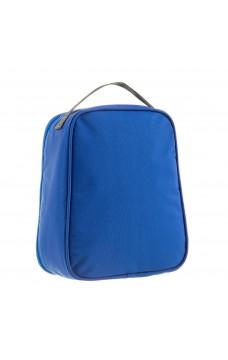 Термо чанта Lunch Monster - синя