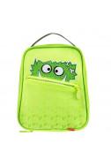 Термо чанта Lunch Monster - зелена
