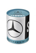 Метална касичка Mercedes Benz Service