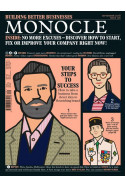 MONOCLE September 2018, Issue 116