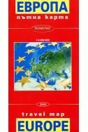 Пътна карта на Европа