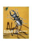 Sticker City - Paper graffiti art