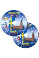 Шведски език - 2 CD