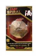 Cast Puzzle Spiral - level 5