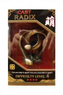 Cast Puzzle Radix - level 4