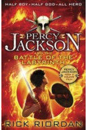 Percy Jackson and the Battle of the Labyrinth Book 4