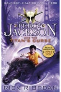 Percy Jackson and the Titan's Curse Book 3