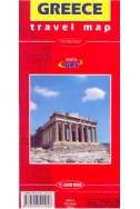 Пътна карта: Гърция: 1: 600 000