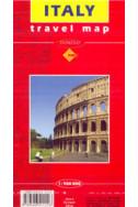 Пътна карта: Италия 1:900 000