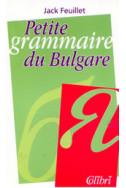 Petite grammaire du Bulgare