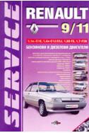 Renault 9, 11